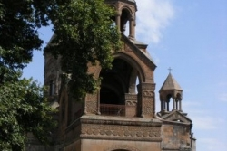 Dzień 3. Ormiański Watykan - Eczmiadzyn