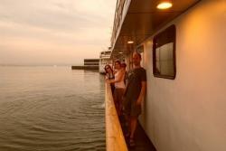 Dzień 12. Rejs po Morzu Kaspijskim