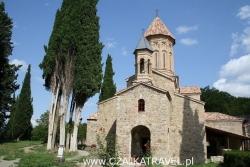 Dzień 3. Wycieczka do Kachetii - klasztor Ikalto.