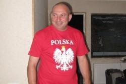Dato w koszulce z Polski :)