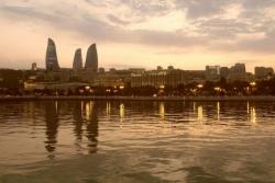 Dzień 9. Zmierzch w Baku