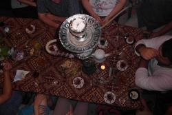 Dzień 9. Wieczór w dawnym karawanseraju w Baku.