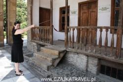 Dzień 7. Dom, w którym urodził się J.Stalin, Muzeum Stalina, Gori