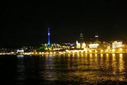 Dzień 9. Baku nocą.
