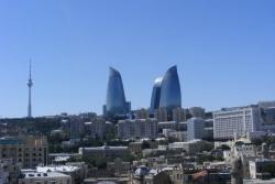 Dzień 9. Baku