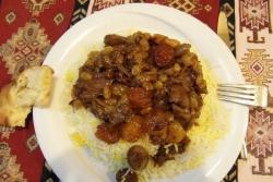 Dzień 12. Kuchnia azerska - pilav