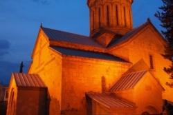 Dzień 2. Katedra Sioni w Tbilisi.