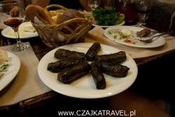 Dzień 8. Kuchnia ormiańska - dolma