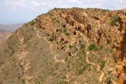 Dzień 4. Ścieżka z widokiem na Azerbejdżan.