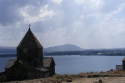 Dzień 7. Sewanavank nad jeziorem Sewan