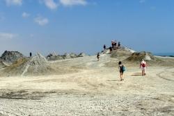 Dzień 10. Gobustan - wulkany błotne.