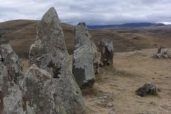 Dzień 6. Zorac Karer - ormiańskie Stonehenge.