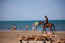 Dzień 11. Mardakian - Relaks nad Morzem Kaspijskim