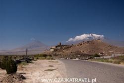 Dzień 5. Khor Virap z widokiem na Ararat